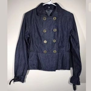 🎉 3 for $20 GAP jean jacket small